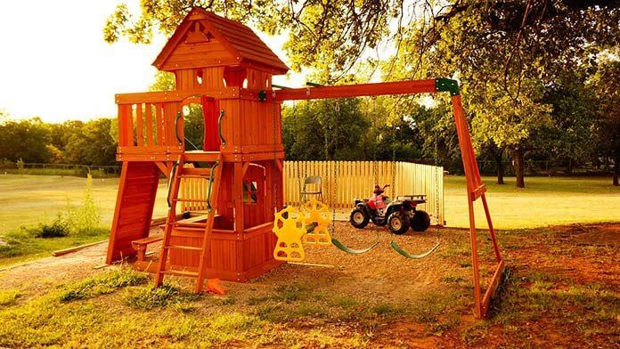 Jak wybrać odpowiedni plac zabaw do ogrodu?